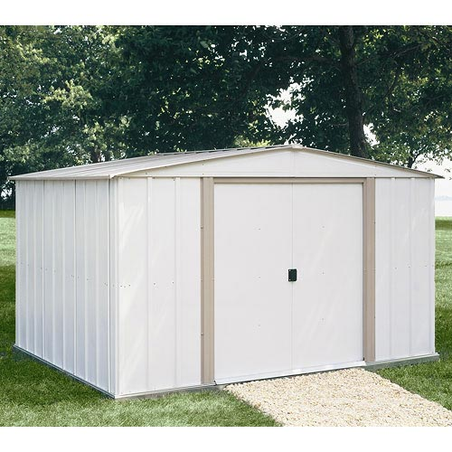Shed Reviews: Suncast 10 Ft. X 10 Ft. Storage Building