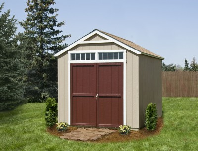 Handy Home Majestic Wood 8x12 Storage Shed Storage Shed Reviews