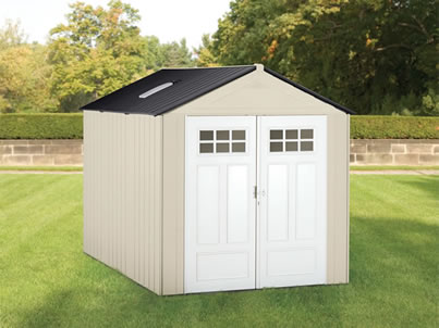 Shed Reviews Rubbermaid Big Max Ultra™ 7x10 Storage Shed & Rubbermaid Big Max Ultra™ 7x10 Resin Storage Shed - Storage Shed Reviews